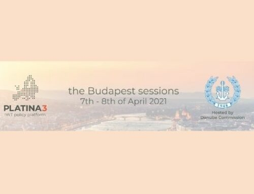 1st Stage event PLATINA3: the Budapest sessions on 7-8 April are OPEN for registration